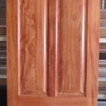 Solide Rosewood Door