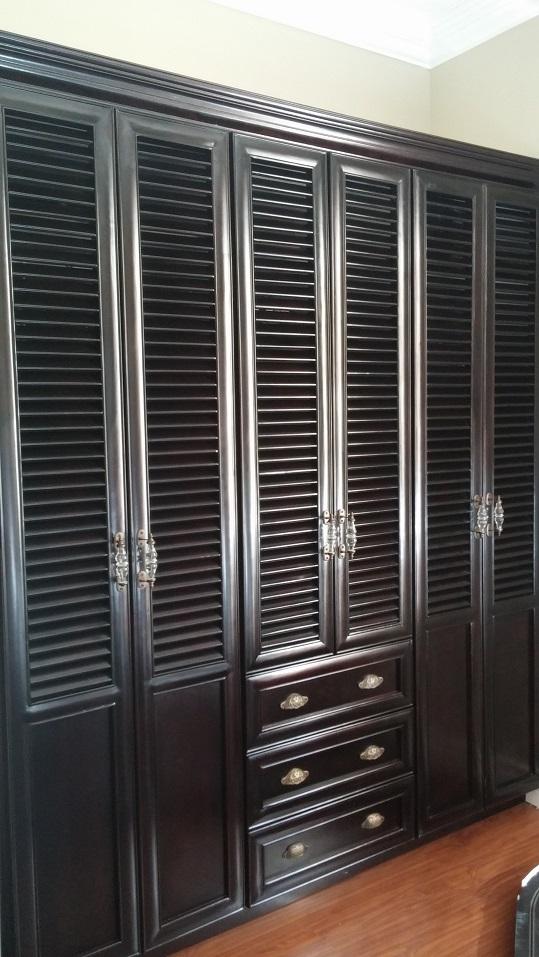 Houteng Solid Semi Solid Wooden Doors